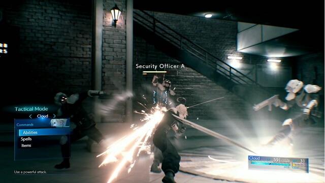 FINAL FANTASY VII REMAKE revela Mais Informações - E3 2019