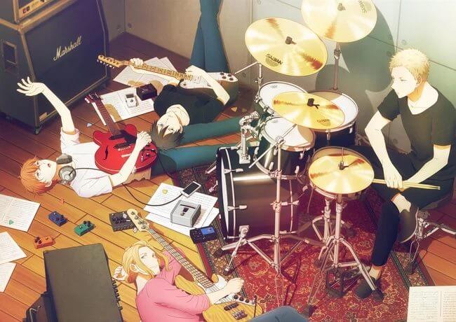 Given - Anime revela Vídeo Promocional e Estreia
