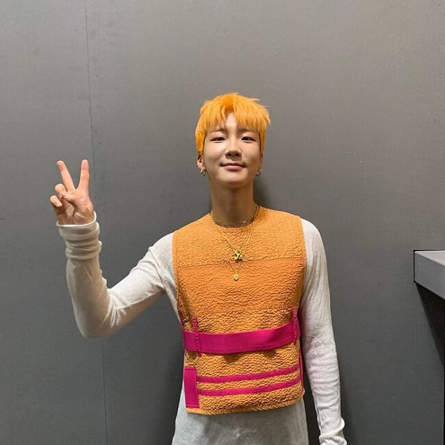 Lee Seung Hoon dos WINNER idols que poderao alistar se em 2020