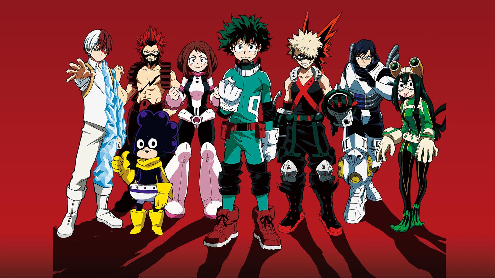 My Hero Academia -Heroes: Rising- filme lança Yoshio Inoue, Mio Imada