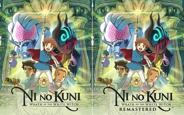 Ni no Kuni: Wrath of the White Witch Remastered revelado