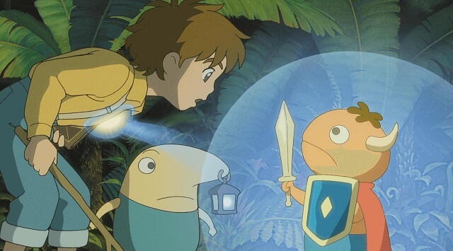 Ni no Kuni: Wrath of the White Witch Remastered revelado