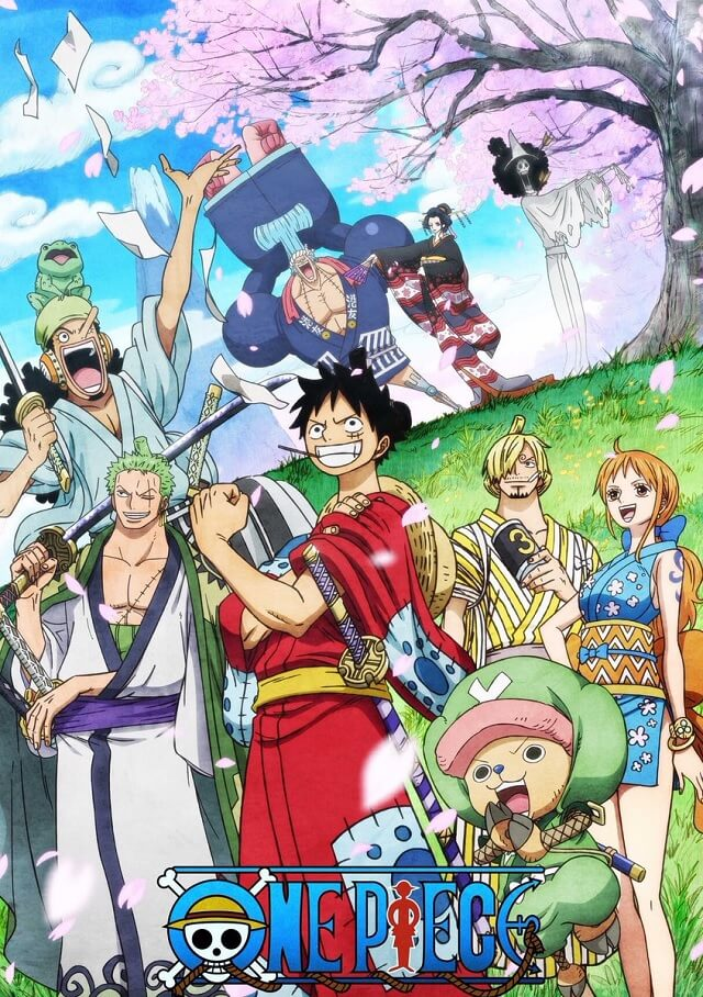 One Piece - Anime revela Novo Anúncio do Wano Kuni Arc