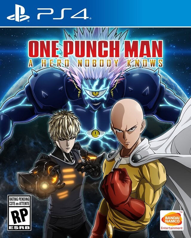 One Punch Man anuncia Jogo para PS4, Xbox One e PC | One Punch Man: A Hero Nobody Knows revela Mais Personagens | One Punch Man: A Hero Nobody Knows revela Novas Personagens