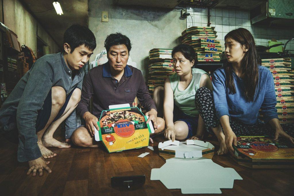 Parasite Imagem Destaque Filme 2019 Joon Ho Bong Sul-Coreano Parasite domina Bilheteira no Reino Unido