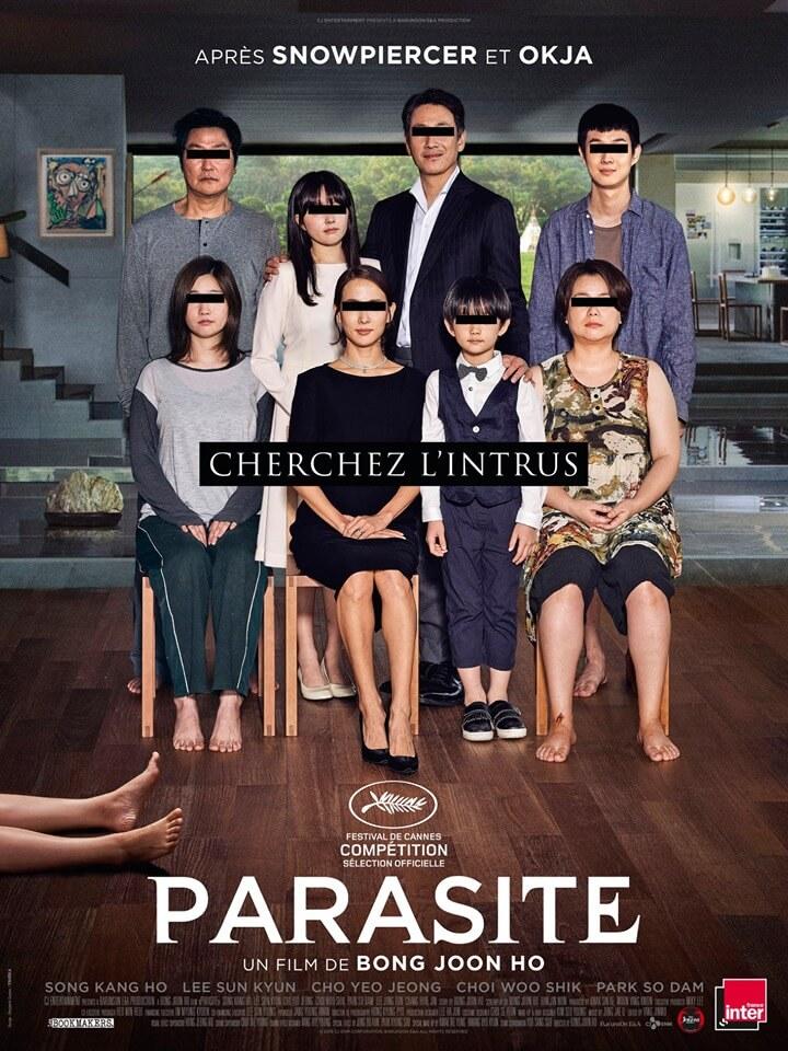 Comic Con Portugal 2019 - Filme Parasite