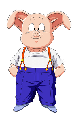 Personagens Dragon Ball - Parte II - Oolong