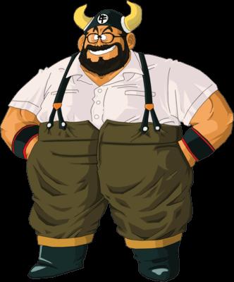 Personagens Dragon Ball - Parte III - Ox-King