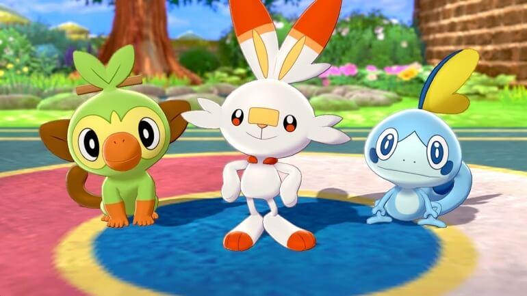 Pokémon Sword e Shield - Data, Mecânicas e Novas Informações