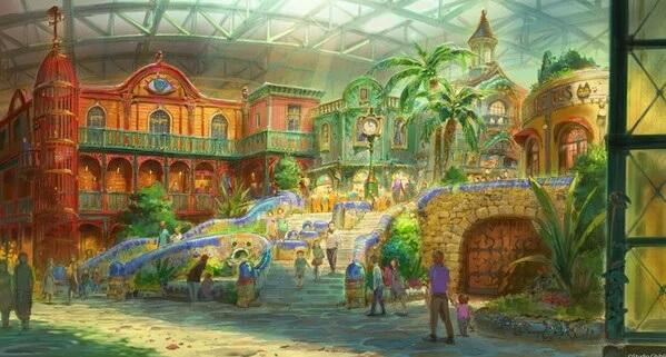 Studio Ghibli inaugura Parque Temático em 2022 1