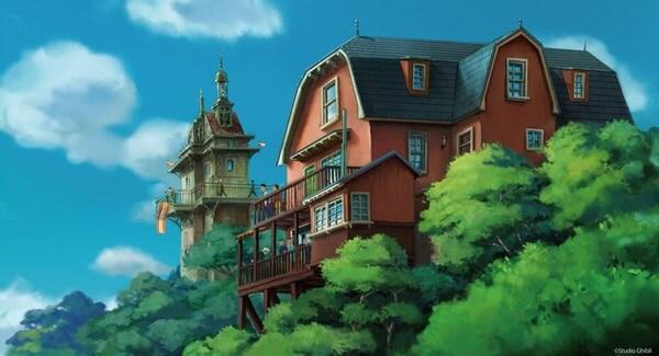 Ghibli Park inicia Construção em Julho