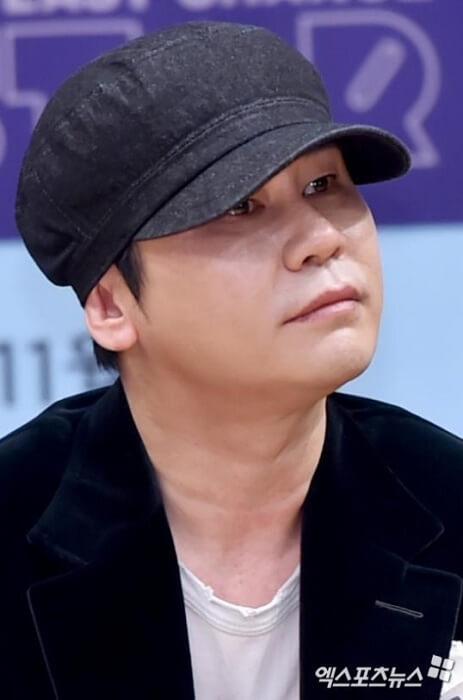 Yang Hyun Suk Anuncia Planos para deixar a YG nova