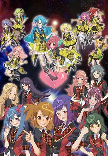 AKB0048 Anime Poster