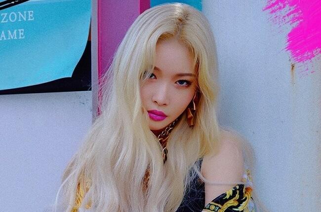 chungha comeback junho 2019