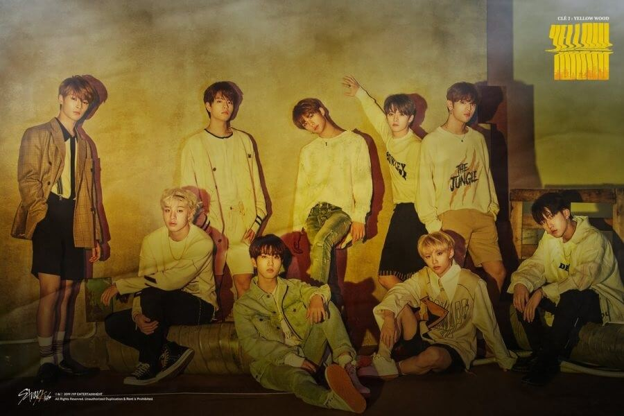 "Stray Kids vão aparecer no Programa Australiano ""Sunday Night"""