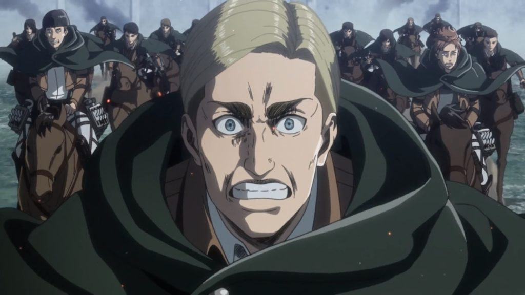 Erwin Smith - Shingeki no Kyojin