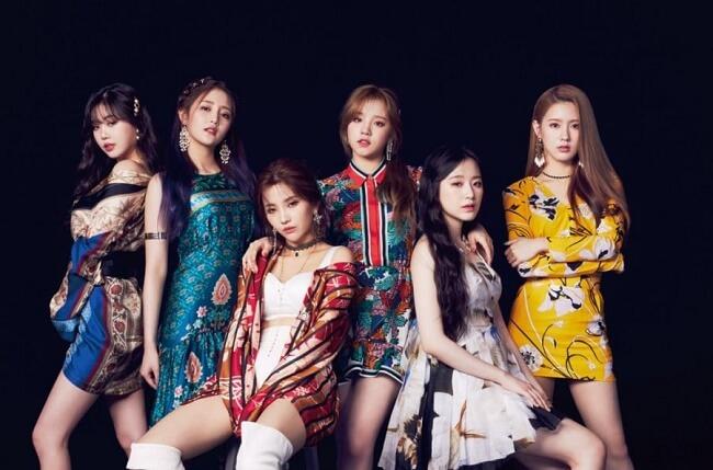 gi-dle grupos comeback junho 2019