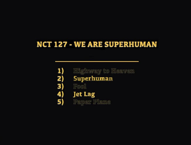 "NCT 127 - EP ""We Are Superhuman"" Análise K-Pop"