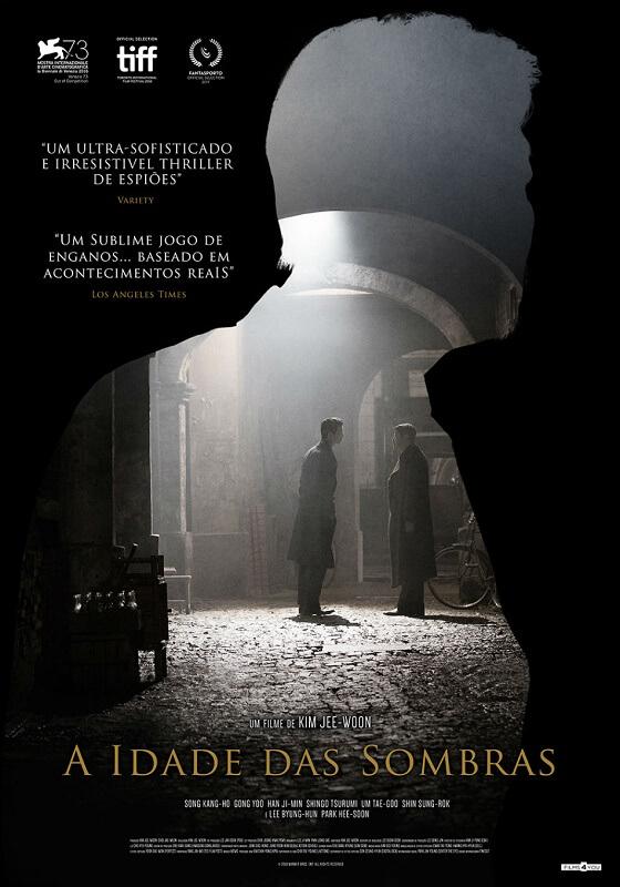 A Idade das Sombras - Filme Coreano exibido pela RTP2 poster v2