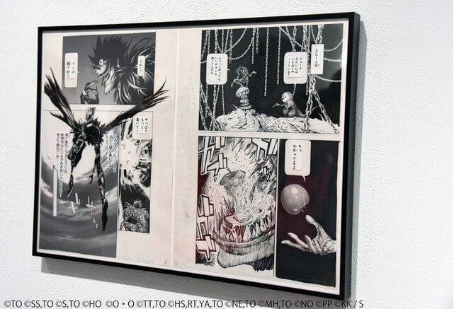 Death Note - Novo One-Shot revela as Primeiras Imagens 6