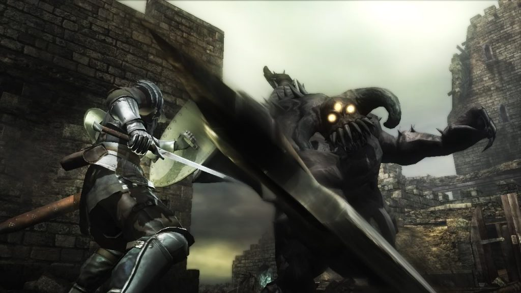Demon's Souls - Análise - Monstros