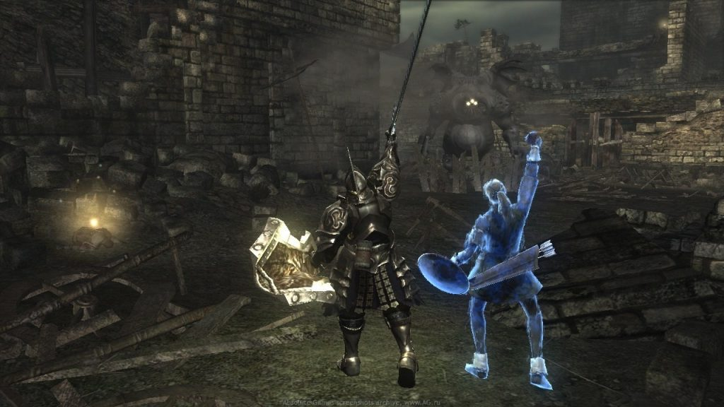 Demon's Souls - Análise - Multiplayer