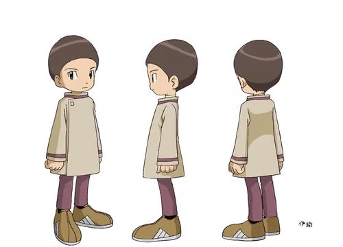 Digimon Adventure Last Evolution Kizuna revela Novo Elenco Iori Hida 1