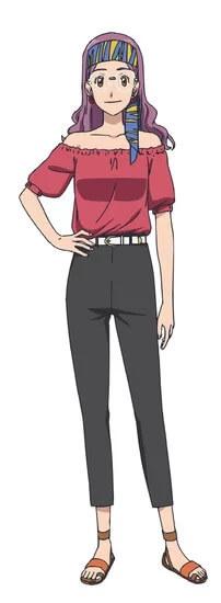 Digimon Adventure Last Evolution Kizuna revela Novo Elenco Miyako Inoue