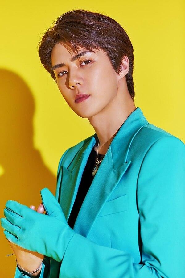 EXO-SC revelam Imagens Teaser para Debut da Unit 1