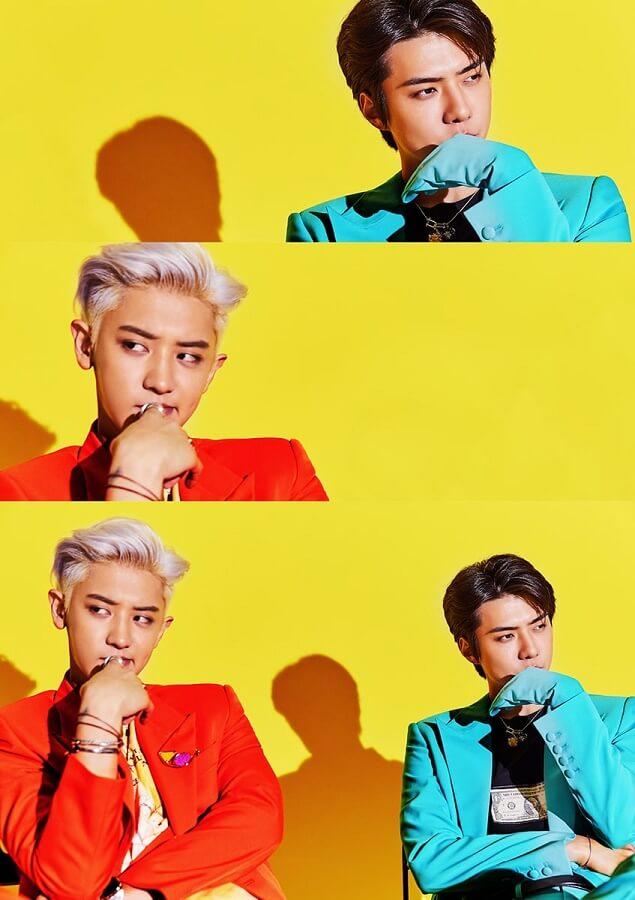EXO-SC revelam Imagens Teaser para Debut da Unit 6
