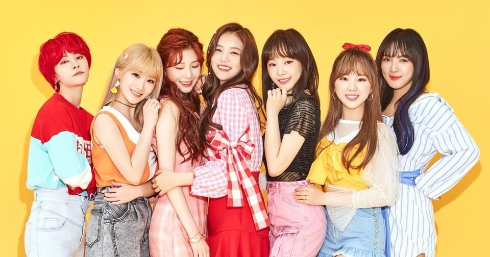 GWSN revelam Tracklist para The Park In The Night part three destaque GWSN - SoSo fora do Comeback de Abril 2020