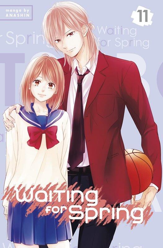 Harumatsu Bokura - Manga vai TERMINAR em 2 Capítulos volume 11