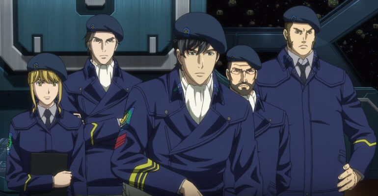 LEGEND OF THE GALACTIC HEROES DIE NEUE THESE SEIRAN REVELA VÍDEO