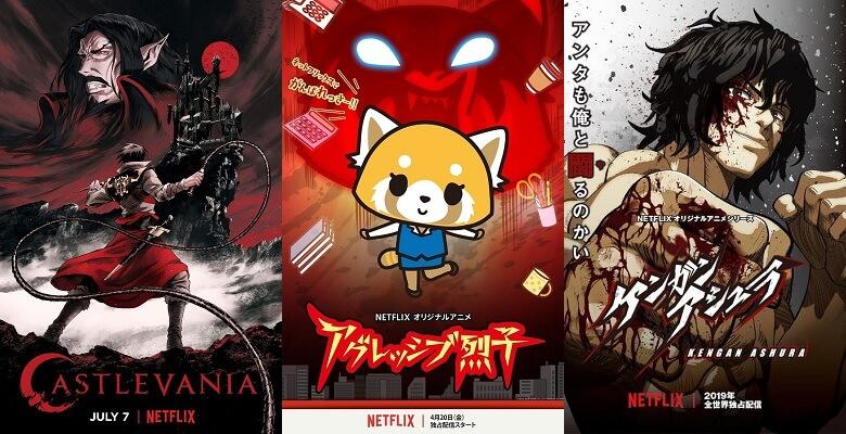NETFLIX vai lançar Documentário sobre Anime