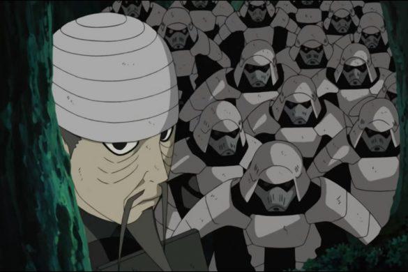 Naruto Shippuden Episódio 276 - Attack of the Gedo Statue