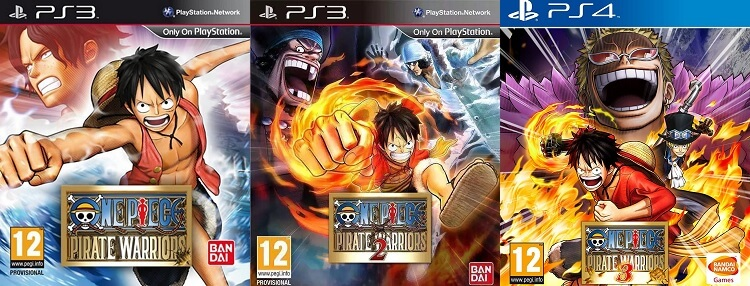 One Piece Pirate Warriors 4 Anunciado