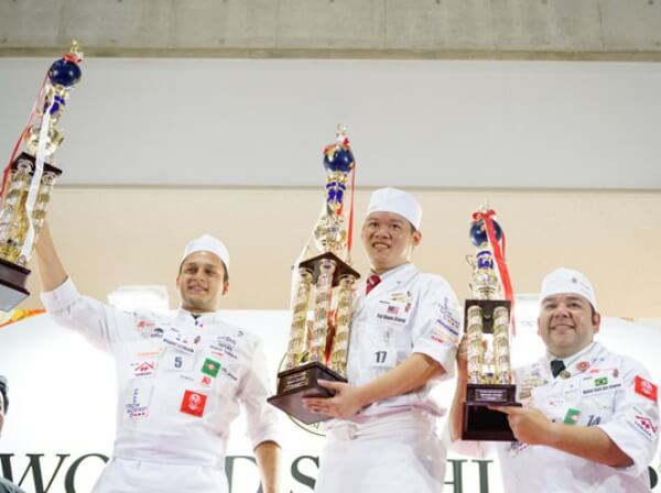 Portugal representado no World Sushi Cup Japan 2019 vencedor em 2018 malasia