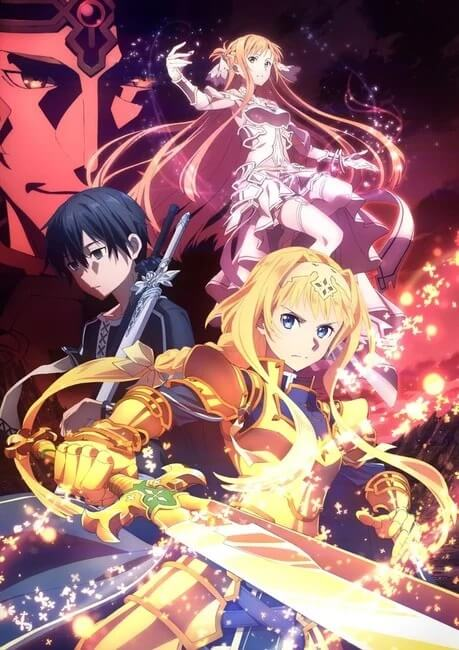 SAO Alicization War of Underworld revela Novo Vídeo Promo