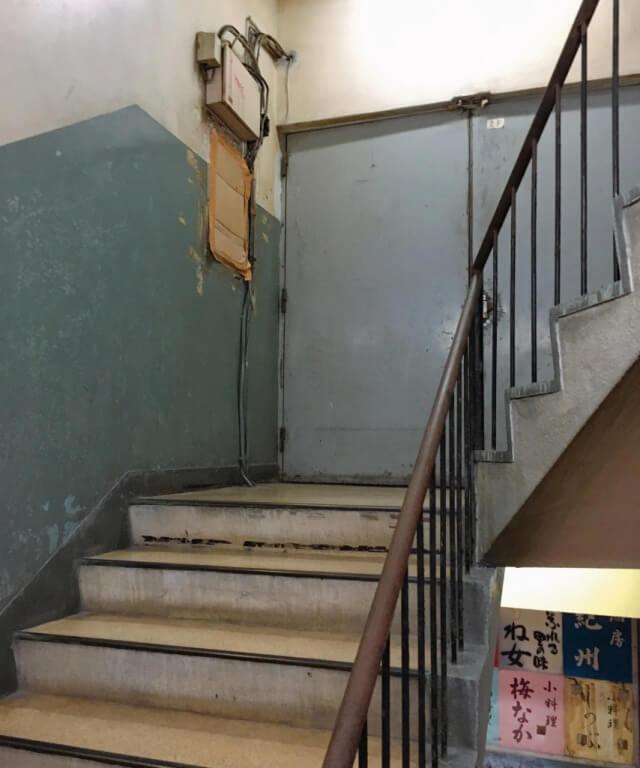Tenki no Ko - Edifício Dilapidado do Filme é Real 4