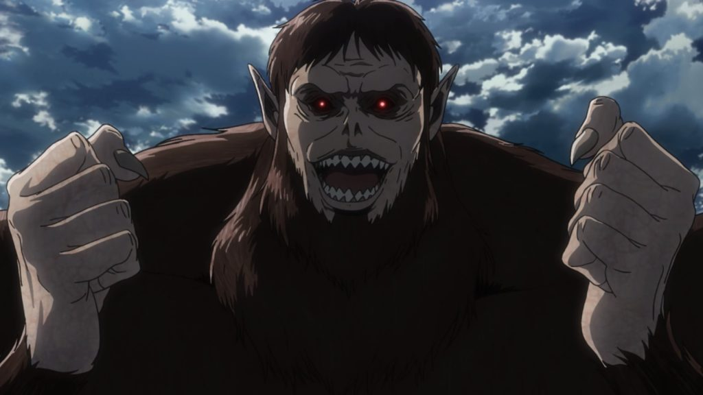 Attack on Titan 3 - Beast Titan