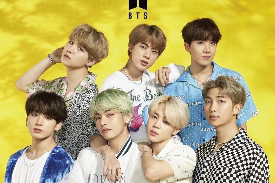 "BTS dominam Tabelas do iTunes a nível Mundial com ""Lights"""