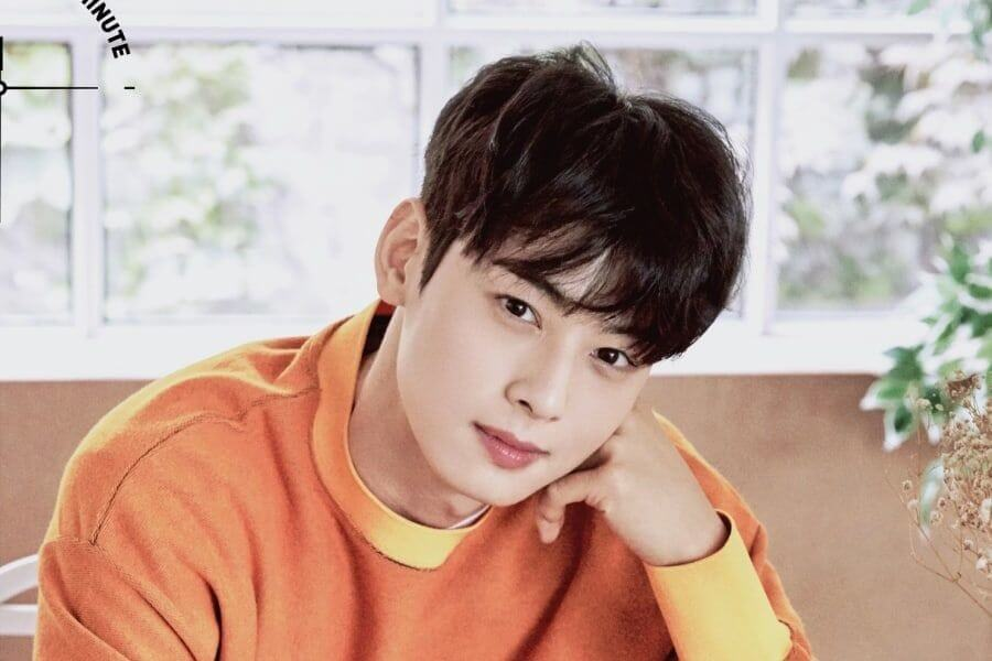 Cha Eun Woo dos ASTRO anuncia 1ª Fan Meeting Tour Top Membros de Boy Groups de Maio 2020 – KPOP
