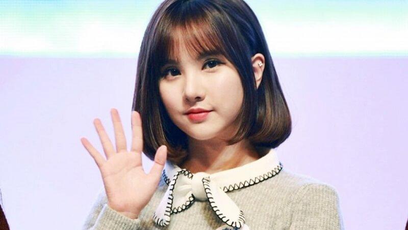 eunha das gfriend top membros girl groups julho 2019