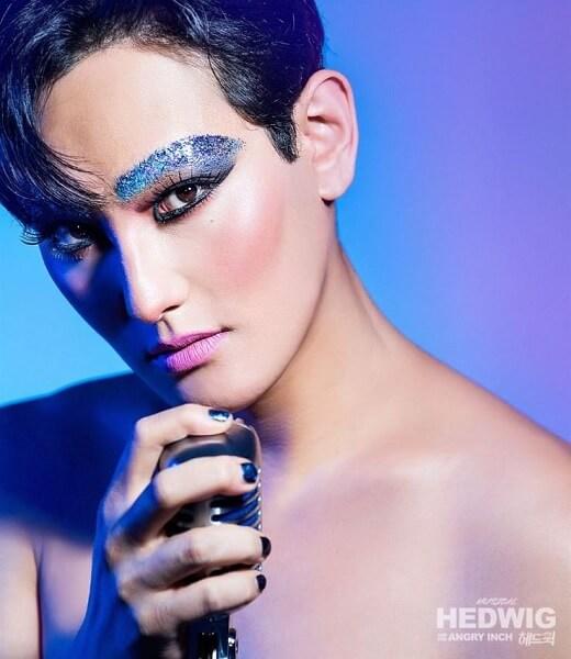 """Ex-Membro dos HOT, Kangta será Estrela do Musical """"Hedwig"""""""