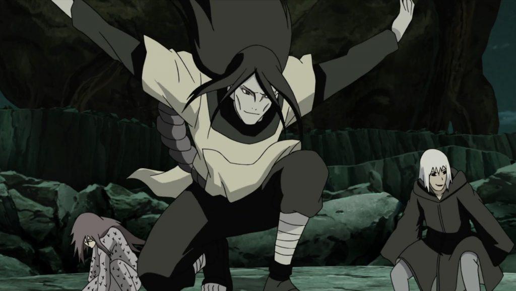 Naruto Shippuden - Os acontecimentos que destruíram a obra