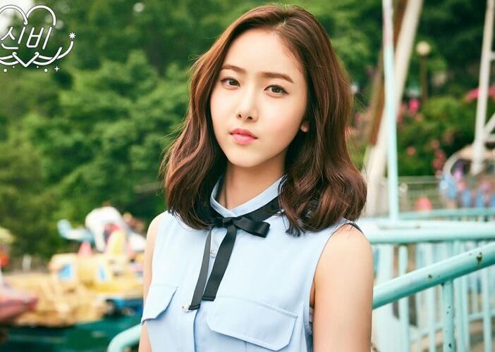 sinB gfriend top membros girl groups julho 2019