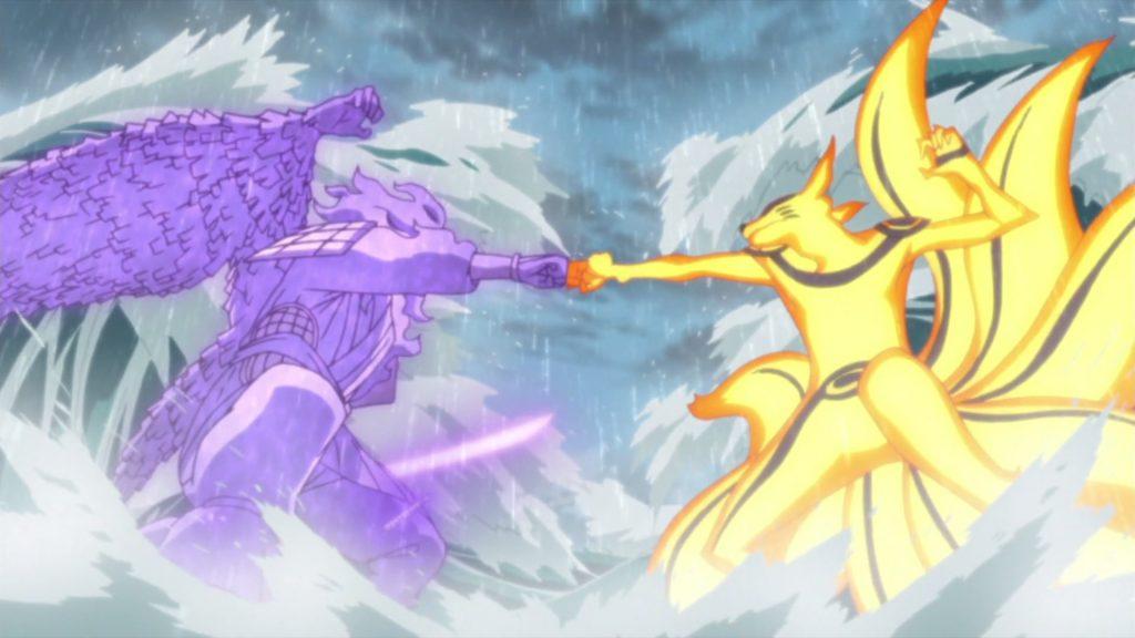 Naruto Shippuden - Os acontecimentos que destruíram a obra: Susanoo vs Kurama