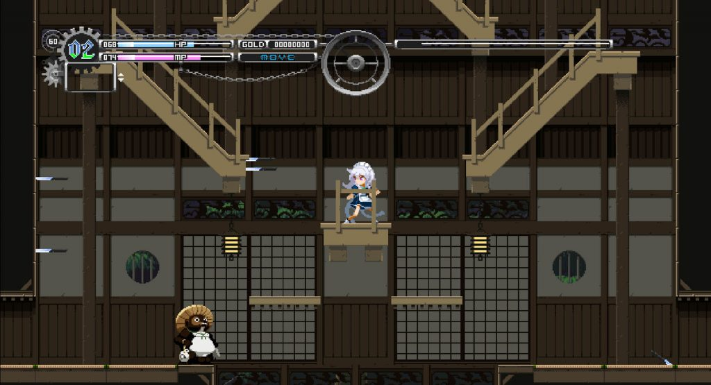 Touhou Luna Nights - Análise