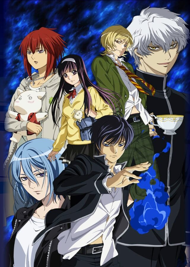 Lista Animes Outono 2012 - Code Breaker