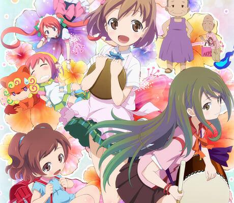 Lista Animes Outono 2012 - Haitai Nanafa